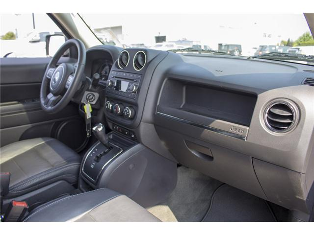 2016 Jeep Patriot Sport/North (Stk: H795971A) in Surrey - Image 16 of 25