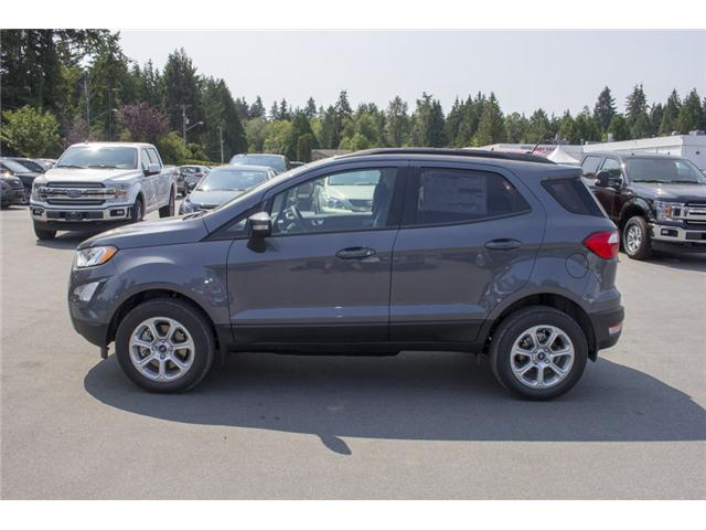 2018 Ford EcoSport SE (Stk: 8EC1232) in Surrey - Image 4 of 25