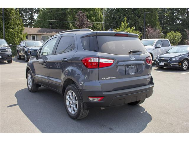2018 Ford EcoSport SE (Stk: 8EC1232) in Surrey - Image 5 of 25