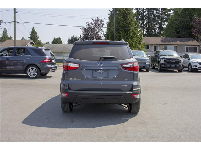 2018 Ford EcoSport SE (Stk: 8EC1232) in Surrey - Image 6 of 25
