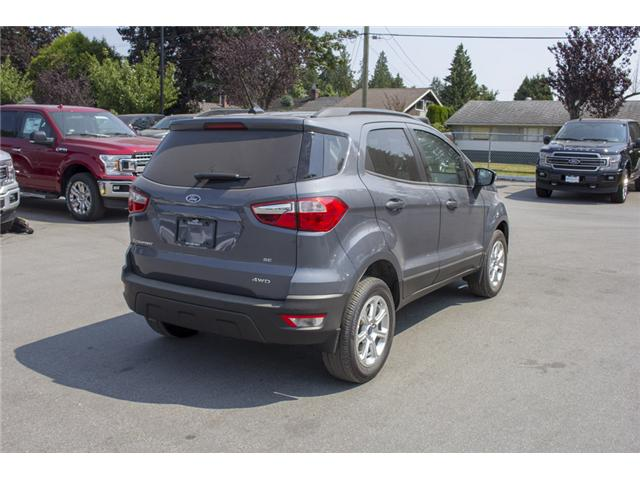 2018 Ford EcoSport SE (Stk: 8EC1232) in Surrey - Image 7 of 25