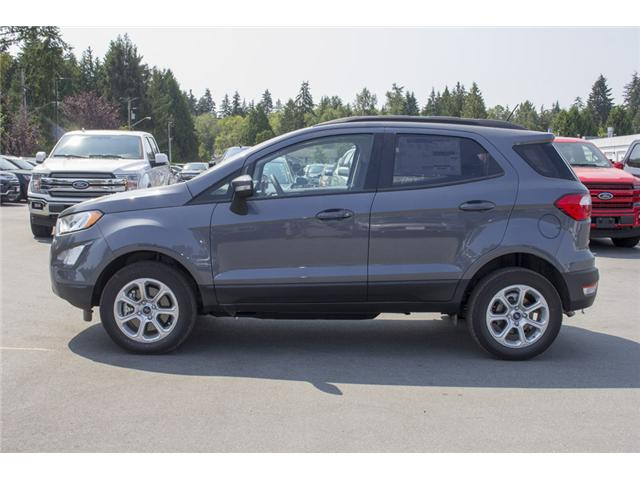 2018 Ford EcoSport SE (Stk: 8EC8864) in Surrey - Image 4 of 22