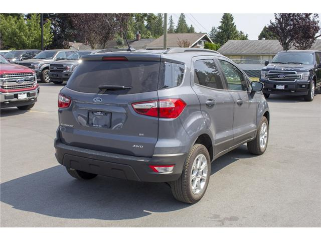 2018 Ford EcoSport SE (Stk: 8EC8864) in Vancouver - Image 7 of 22