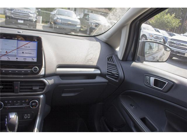 2018 Ford EcoSport SE (Stk: 8EC1232) in Vancouver - Image 13 of 25