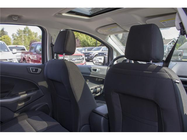 2018 Ford EcoSport SE (Stk: 8EC1232) in Surrey - Image 14 of 25