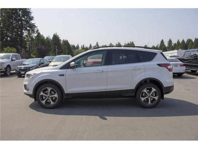2018 Ford Escape SEL (Stk: 8ES3419) in Surrey - Image 4 of 27