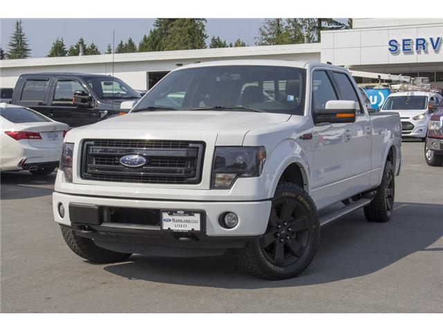 2013 Ford F-150 FX4 (Stk: 8F12362A) in Surrey - Image 3 of 28