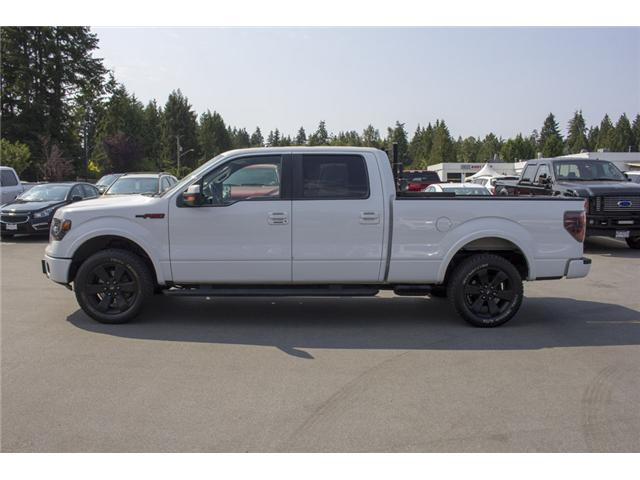 2013 Ford F-150 FX4 (Stk: 8F12362A) in Surrey - Image 4 of 28