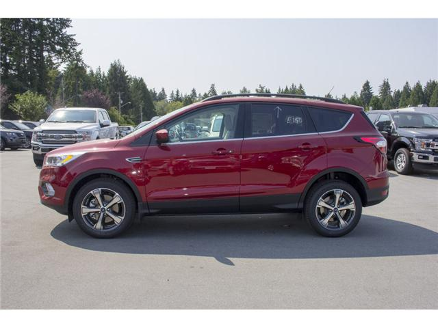 2018 Ford Escape SEL (Stk: 8ES3422) in Surrey - Image 4 of 26