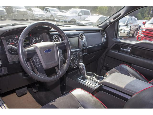 2013 Ford F-150 FX4 (Stk: 8F12362A) in Surrey - Image 13 of 28