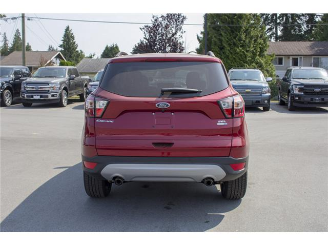 2018 Ford Escape SEL (Stk: 8ES3422) in Surrey - Image 6 of 26