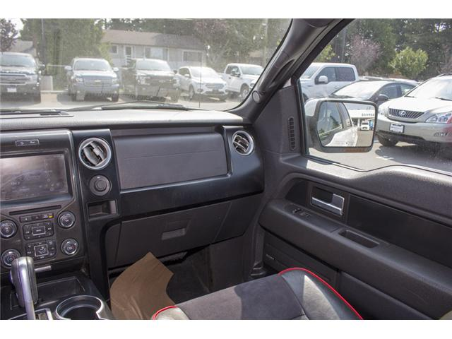 2013 Ford F-150 FX4 (Stk: 8F12362A) in Surrey - Image 16 of 28