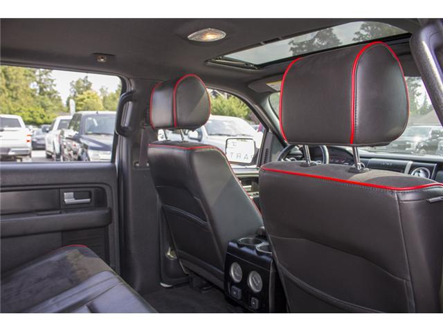 2013 Ford F-150 FX4 (Stk: 8F12362A) in Surrey - Image 17 of 28
