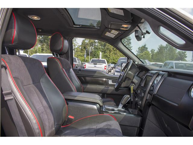 2013 Ford F-150 FX4 (Stk: 8F12362A) in Surrey - Image 19 of 28
