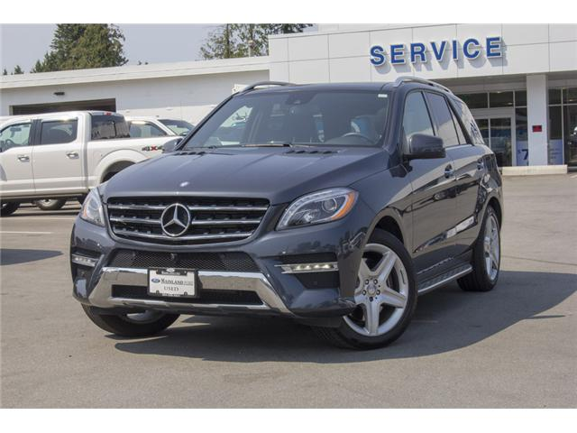 2015 Mercedes-Benz M-Class Base (Stk: P4147) in Surrey - Image 3 of 27