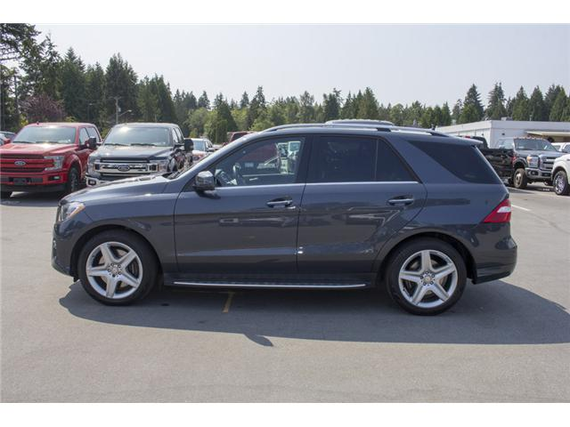 2015 Mercedes-Benz M-Class Base (Stk: P4147) in Surrey - Image 4 of 27