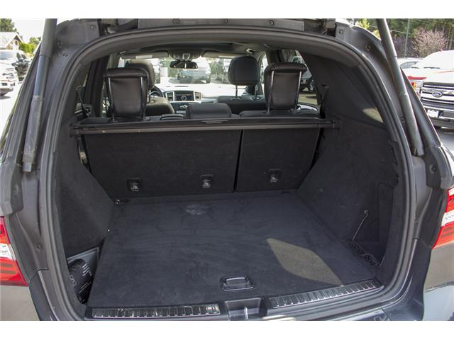 2015 Mercedes-Benz M-Class Base (Stk: P4147) in Surrey - Image 9 of 27