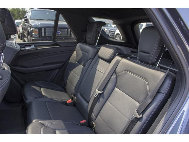 2015 Mercedes-Benz M-Class Base (Stk: P4147) in Surrey - Image 12 of 27