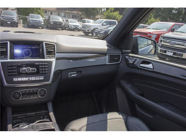 2015 Mercedes-Benz M-Class Base (Stk: P4147) in Surrey - Image 14 of 27