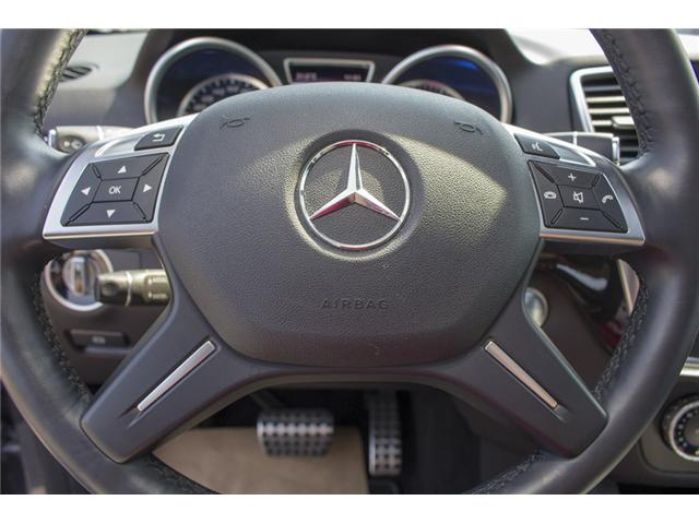2015 Mercedes-Benz M-Class Base (Stk: P4147) in Surrey - Image 19 of 27
