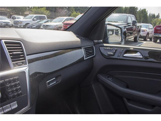 2015 Mercedes-Benz M-Class Base (Stk: P4147) in Surrey - Image 26 of 27