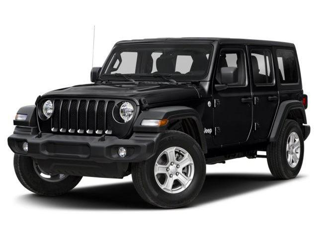 2018 Jeep Wrangler Unlimited Sport (Stk: J183922) in Surrey - Image 1 of 9