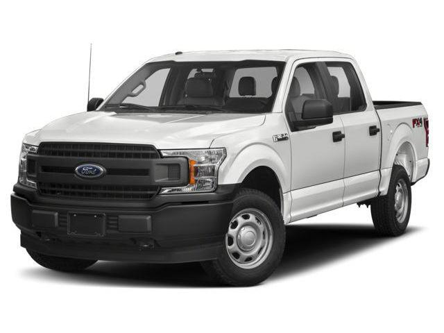 2018 Ford F-150 Lariat (Stk: 8F19685) in Surrey - Image 1 of 9