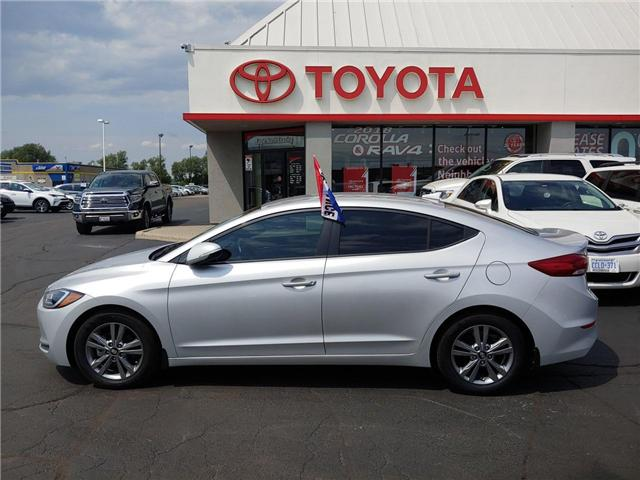 2018 Hyundai Elantra  (Stk: 1806651) in Cambridge - Image 1 of 13