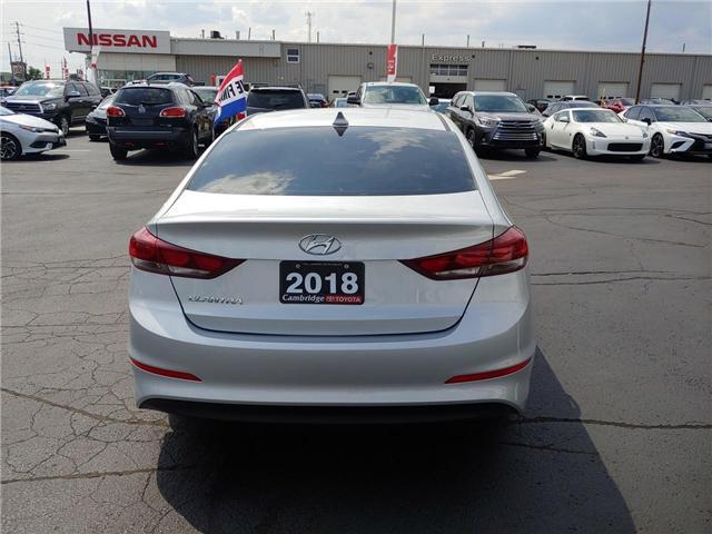 2018 Hyundai Elantra  (Stk: 1806651) in Cambridge - Image 7 of 13