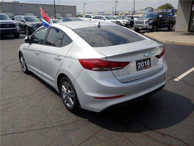 2018 Hyundai Elantra  (Stk: 1806651) in Cambridge - Image 8 of 13