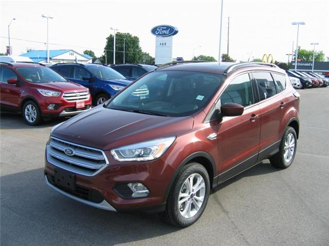 2018 Ford Escape SEL (Stk: 18445) in Perth - Image 1 of 12