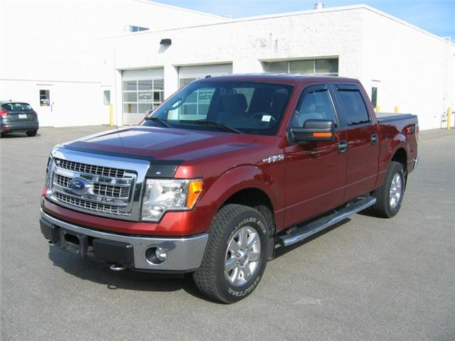 2014 Ford F-150 XLT (Stk: 18471A) in Perth - Image 1 of 12