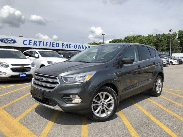 2017 Ford Escape SE (Stk: ES181112A) in Barrie - Image 1 of 30