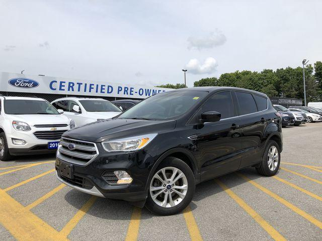 2017 Ford Escape SE (Stk: ED18488A) in Barrie - Image 1 of 30