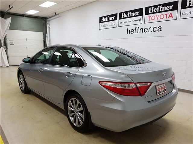 2015 Toyota Camry XLE (Stk: 185881) in Kitchener - Image 6 of 21