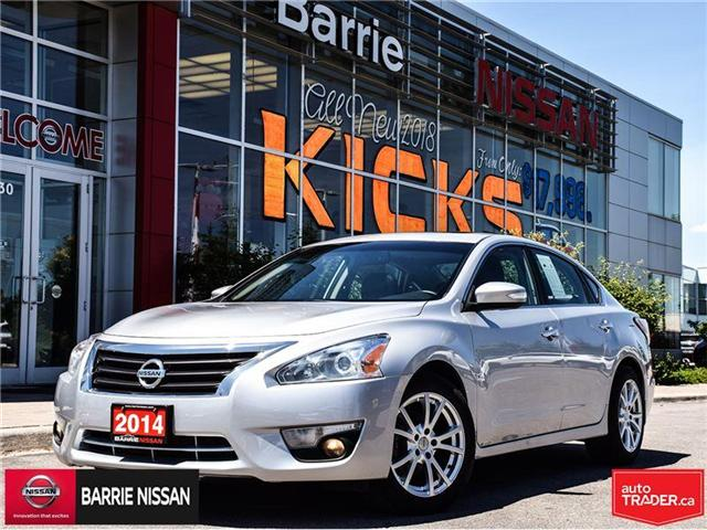 2014 Nissan Altima 3.5 SL (Stk: 18163A) in Barrie - Image 1 of 22