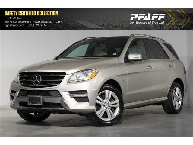 2012 Mercedes-Benz M-Class Base (Stk: A10772AA) in Newmarket - Image 1 of 18
