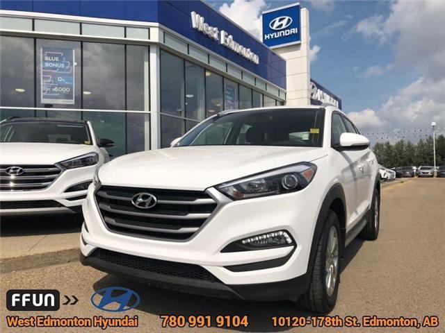 2018 Hyundai Tucson Premium (Stk: E4049) in Edmonton - Image 1 of 21