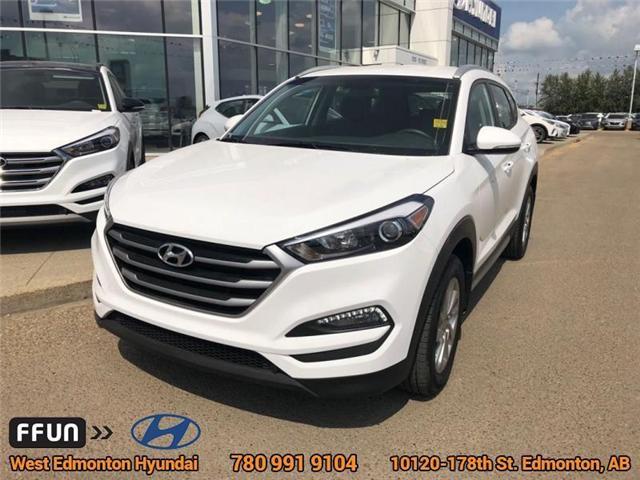 2018 Hyundai Tucson  (Stk: E4049) in Edmonton - Image 2 of 21