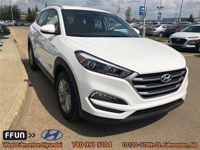 2018 Hyundai Tucson  (Stk: E4049) in Edmonton - Image 4 of 21