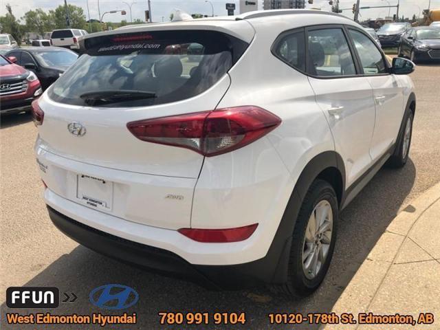 2018 Hyundai Tucson  (Stk: E4049) in Edmonton - Image 6 of 21