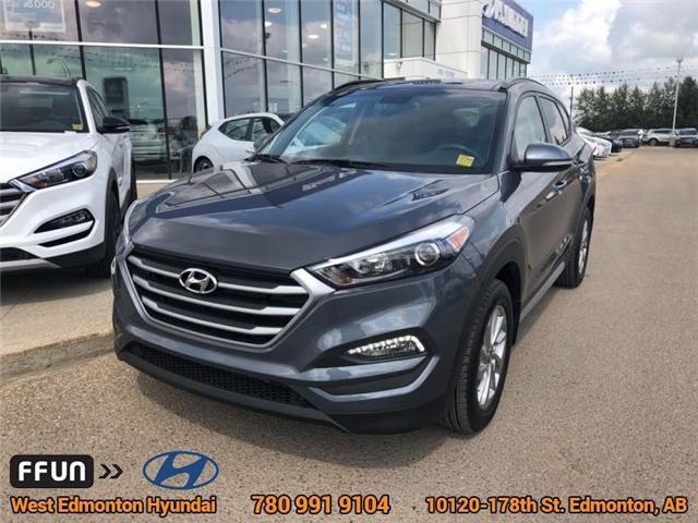 2018 Hyundai Tucson SE (Stk: E4050) in Edmonton - Image 2 of 21