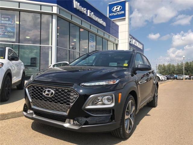2018 Hyundai Kona 1.6T Trend (Stk: E4052) in Edmonton - Image 1 of 22