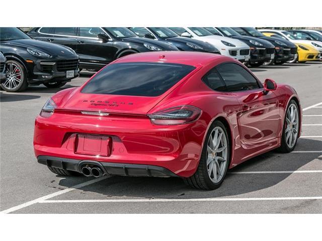 2016 Porsche Cayman GTS PDK (Stk: U7260) in Vaughan - Image 2 of 19