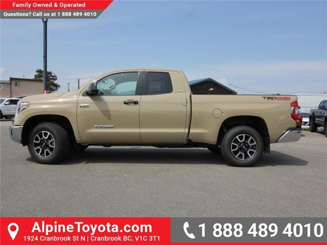 2018 Toyota Tundra  (Stk: X760100) in Cranbrook - Image 2 of 17