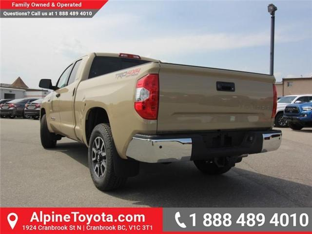2018 Toyota Tundra  (Stk: X760100) in Cranbrook - Image 3 of 17