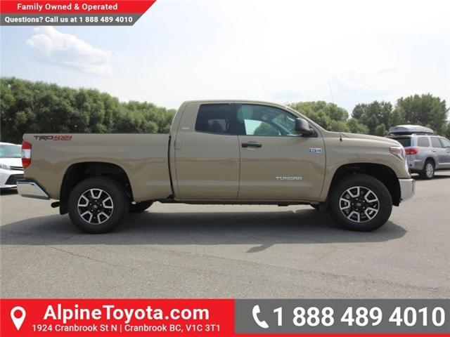 2018 Toyota Tundra  (Stk: X760100) in Cranbrook - Image 6 of 17
