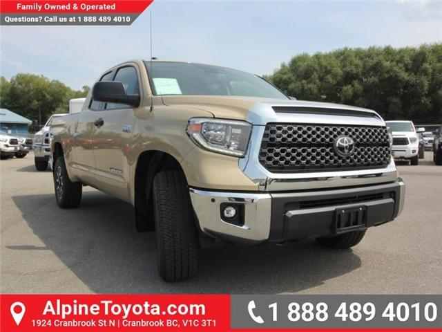 2018 Toyota Tundra  (Stk: X760100) in Cranbrook - Image 7 of 17