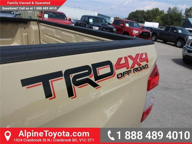 2018 Toyota Tundra  (Stk: X760100) in Cranbrook - Image 16 of 17