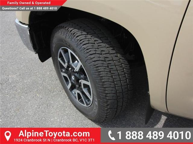 2018 Toyota Tundra  (Stk: X760100) in Cranbrook - Image 17 of 17